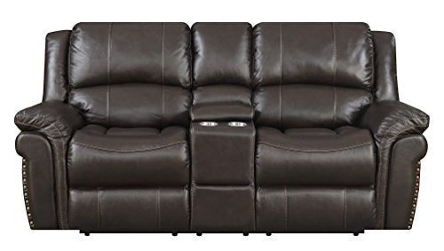 MorriSofa MNY2460-50-0030-4080 William Reclining Love Seat, 79