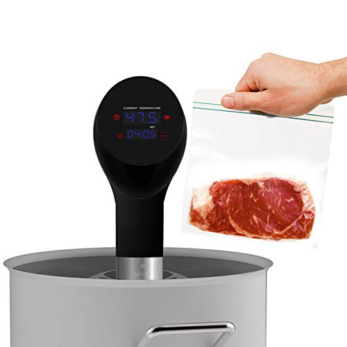 Cook Food Cooking Machine Thermal Immersion Circulator With Accurate Temperature Digital Timer