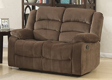 Load image into Gallery viewer, Christies Home Living Bill-Brown-DRL Contemporary Room Reclining Love Seat,