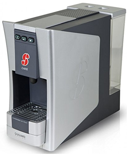 S.12 Espresso Coffee Capsule Machine Designed by Giugiaro By Essse Caffe (White)