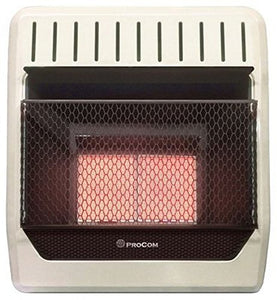PROCOM HEATING ML2HPG 18,000 BTU Liquid Propane Gas Infrared Wall Heater