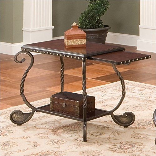 Steve Silver Company Rosemont Chairside End Table
