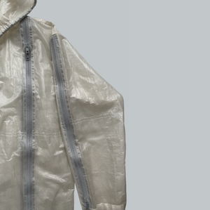 Final Home Transparent Survival Parka 1994 Designed By Kosuke Tsumura