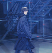 "Load image into Gallery viewer, Raf Simons AW 2001-02 "" Riot Riot Riot!"" Runway Oversize Blouson / Riot Riot Riot! Collection"