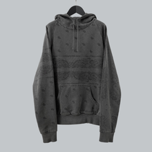 "Load image into Gallery viewer, Raf Simons AW 2004-05 ""Paisley"" Hoodie / Wave Collection"