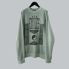 "Load image into Gallery viewer, Raf Simons AW 2004-05 ""Exiles"" Crewneck Sweater / Wave Collection"