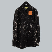 Load image into Gallery viewer, Raf Simons AW 2014-15 X Sterling Ruby Hand bleached Oversized LS Button Down Shirt