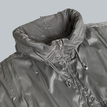 Load image into Gallery viewer, Final Home 32 Pockets Grey Survival Parka Designed By Kosuke Tsumura Sample