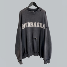 "Load image into Gallery viewer, Raf Simons AW 2002-03 ""Nebraska"" Crewneck Sweater / Virginia Creeper Collection"