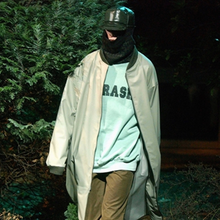 "Load image into Gallery viewer, Raf Simons AW 2002-03 ""Nebraska"" Crewneck Sweater / Raf Simons Archive Redux Collection"