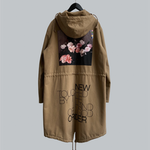 "Load image into Gallery viewer, Raf Simons AW 2003-04 ""PCL"" Fishtail Parka / Closer Collection / Redux Collection"
