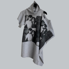 Load image into Gallery viewer, Raf Simons S/S 2019 Sleeveless Garment Printed Hybrid T-shirt