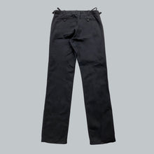 Load image into Gallery viewer, Helmut Lang 3D Pocket Cargo Trousers 2000S