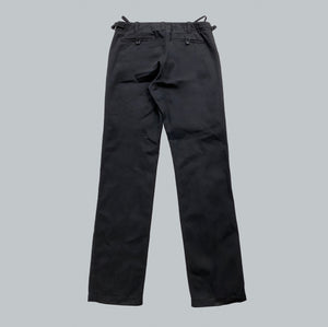 Helmut Lang 3D Pocket Cargo Trousers 2000S