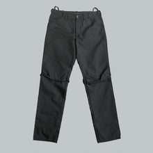 Load image into Gallery viewer, Helmut Lang AW99 Ballistic Nylon 5 Pocket Pants with Bondage Straps