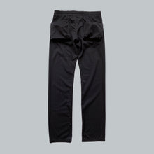 "Load image into Gallery viewer, Takahiro Miyashita NUMBER (N)INE Black / Red Pinstripe Cargo Pants AW2005 ""The High Streets"" Collection"