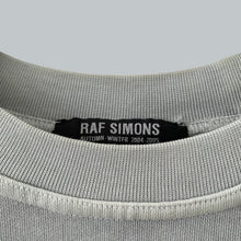 "Load image into Gallery viewer, Raf Simons AW 2004-05 ""Wave Test"" Short Sleeves Crewneck Sweater / Wave Collection"