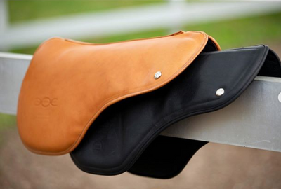 Ogilvy Equestrian introduces the all new sleek leather half pad