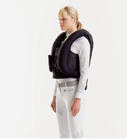 Horse Pilot Air Bag Vest with Outer Gillet