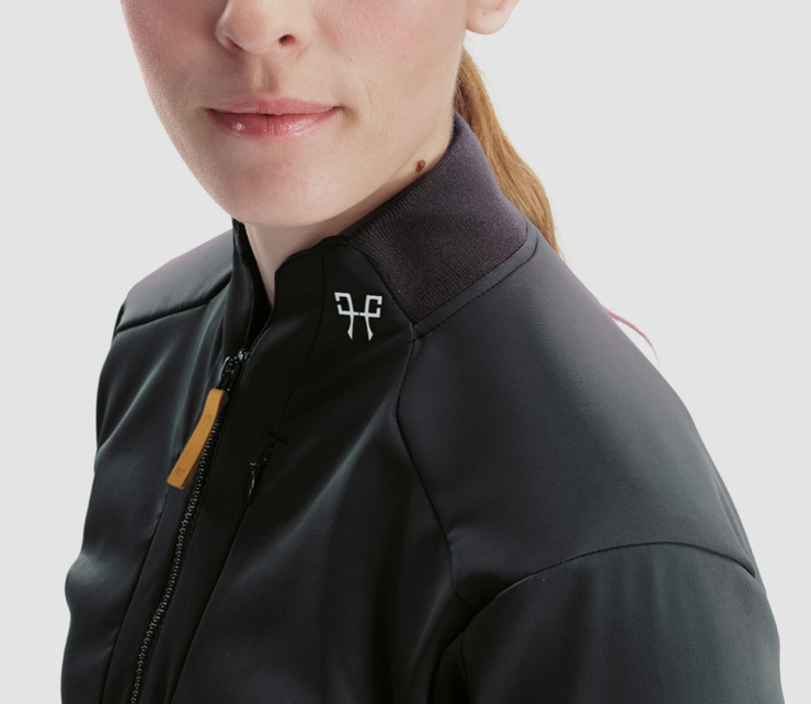 Horse Pilot Airbag Compatible Bomber Jacket
