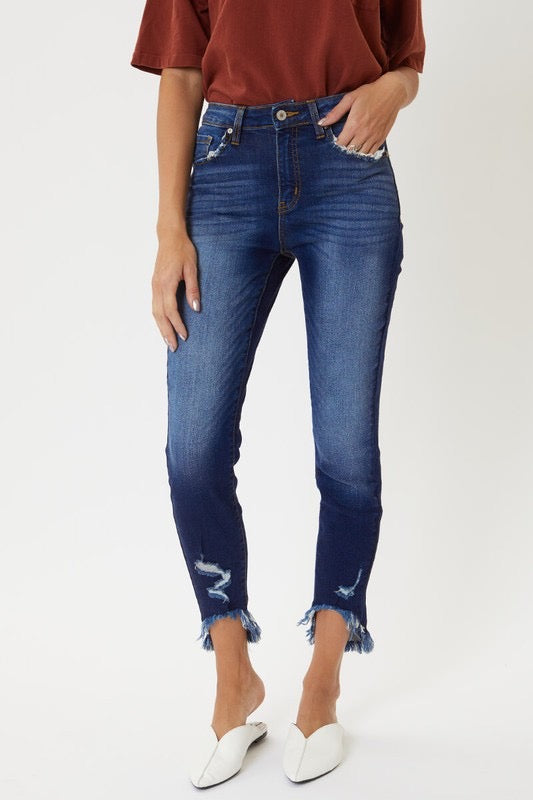 The Krissy Skinny Jeans