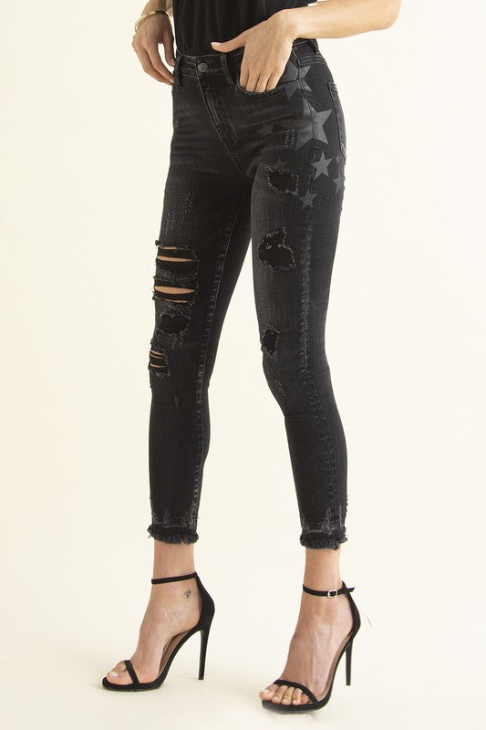 The Alison Skinny Jeans