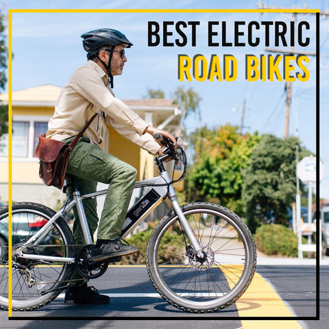 10 Best Electric Road Bikes