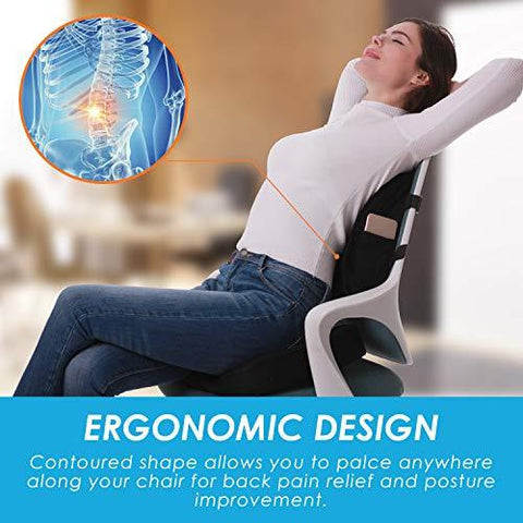 2-in-1 Multi-function Seat Cushion Set