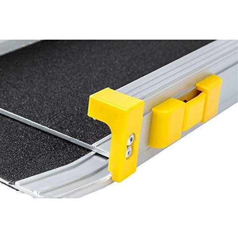 7'' Adjustable Wheelchair/Mobility Scooter Telescoping Track Ramps