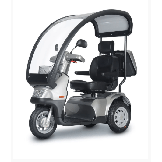 Afikim Afiscooter Breeze S Three Wheel Mobility Scooter FTS3480