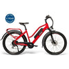 Image of Belize E-Rider Suburban 48V/14Ah 500W Mid-Drive Electric Bike 27020