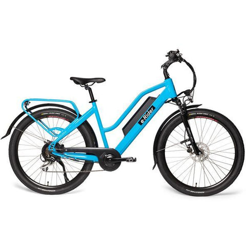 Belize E-Rider Suburban 48V/14Ah 500W Mid-Drive Electric Bike 27020