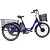 "Image of Belize Tri-Rider E-Trike Li 24"" 36V-10Ah 250W Transportation Electric Trikes 98186"