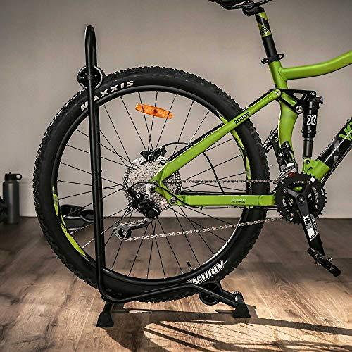 Bike Floor Parking Storage Rack Stand