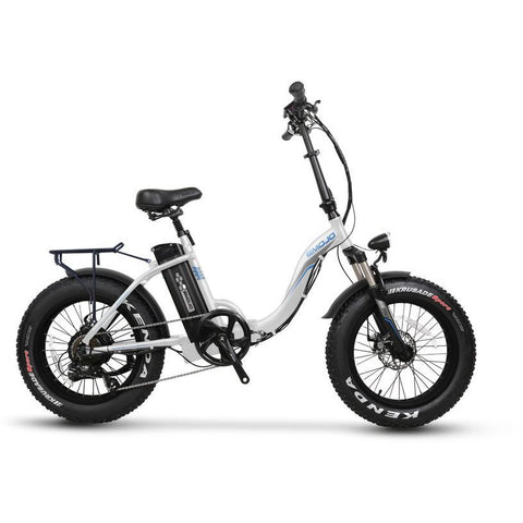 EMOJO RAM Sport 48V/10.4Ah 750W Folding Fat Tire Electric Bike