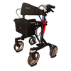 Image of EV Rider Move X Foldable 4 Wheel Rollator Walker RU4131