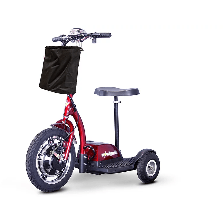 EWheels EW-18 STAND-N-RIDE Three Wheel Mobility Scooter