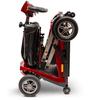 Image of EWheels EW-REMO Four Wheel Folding Mobility Scooter