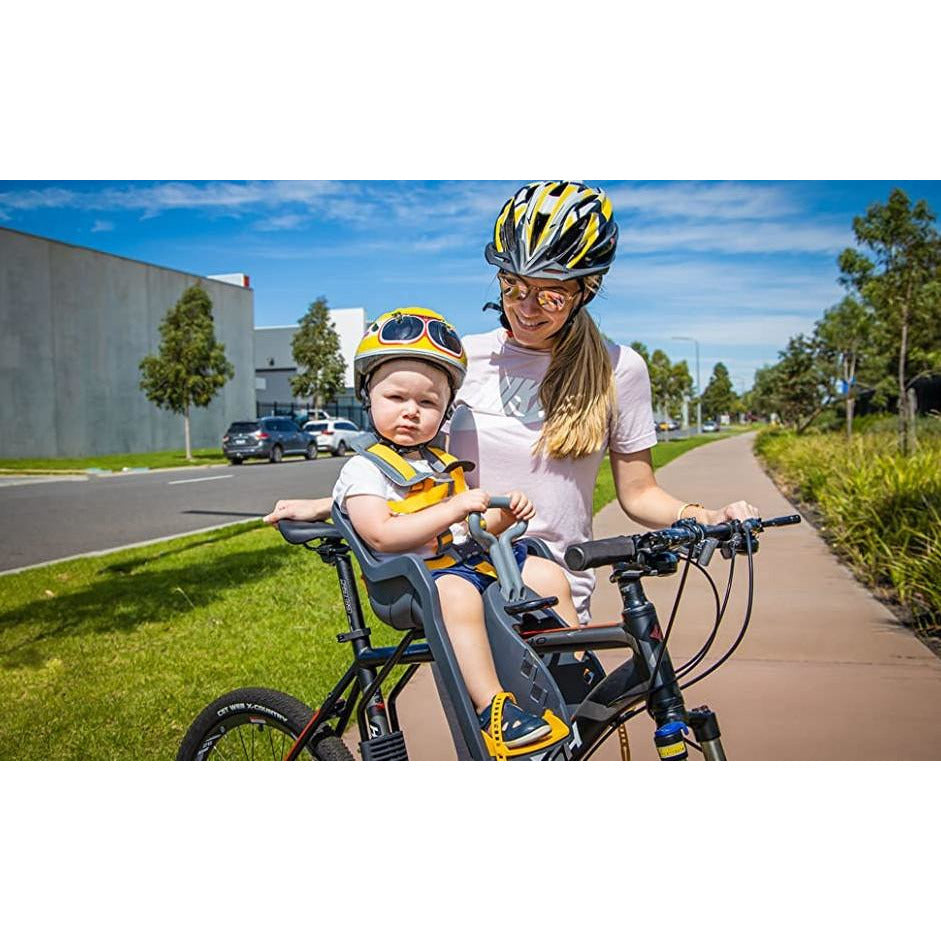 Front Mount Bicycle Seat for Toddlers