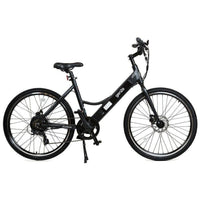GenZe Rec Riser 36V/8.5Ah Black Cruiser Electric Bike E152