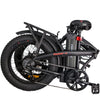 Image of GlareWheel 48V/13Ah 500W Folding Fat Tire Electric Bike EB-RE