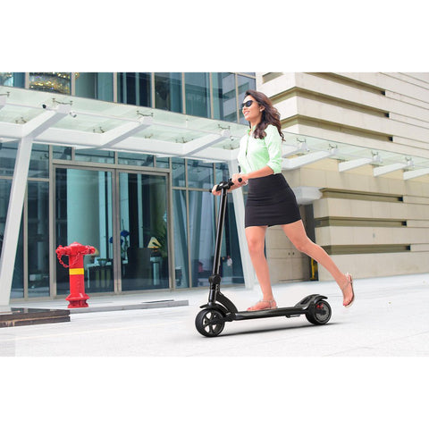 GlareWheel 48V/720Wh 1000W Adult Commuter Folding Electric Scooter ES-S11Pro