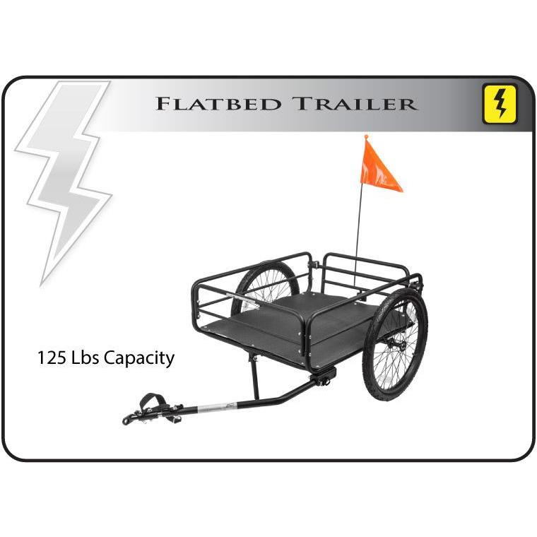 Glide Cruisers Cargo / Flat Bed Trailer