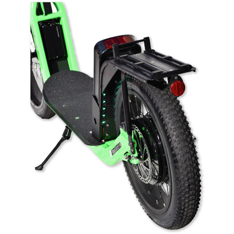 Glide Cruisers Phantom 48V 2000 Watt Fat tire Electric Scooter F2