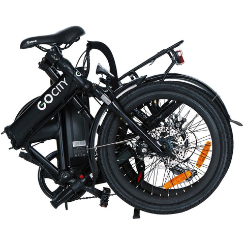 GoPowerBike GoCity 500W 48V/10Ah All Terrain Folding Electric Bike B606