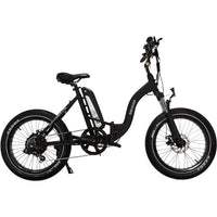 GoPowerBike GoCruiser 750W 48V/10Ah Folding Fat Tire Electric Bike B303BLK