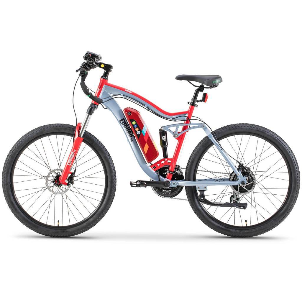 Green Bike Electric Motion Enduro 48V 350W Mountain Electric Bike