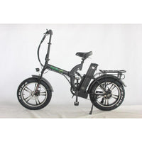 Green Bike USA GB750 MAG 48V/20Ah 750W Folding Fat Tire Electric Bike
