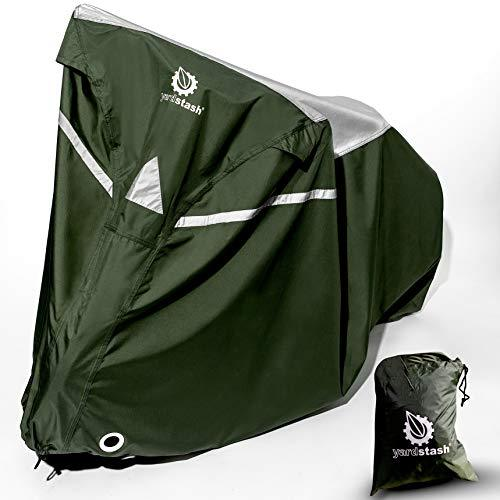 Heavy Duty Large Waterproof Bike Cover
