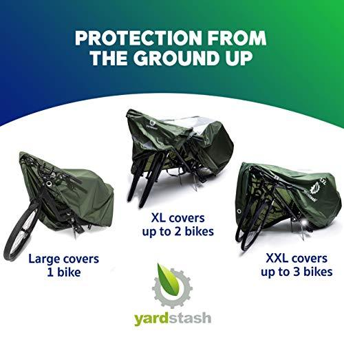 Heavy Duty Waterproof Bike Cover